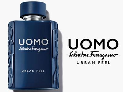 Salvatore Ferragamo Uomo Urban Feel For Men